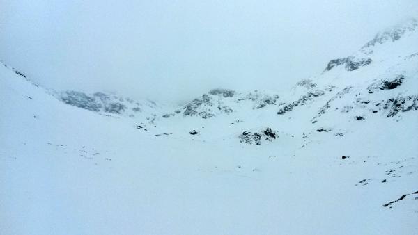 Längental auf 2100 m