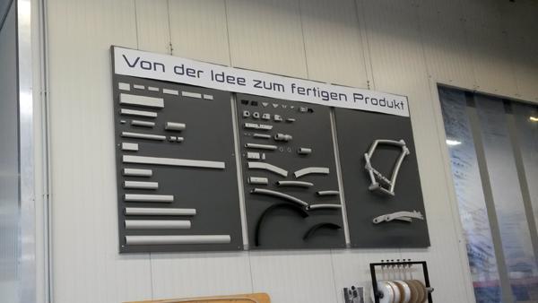 Innovative Produktentwicklung bei ALU-LINE