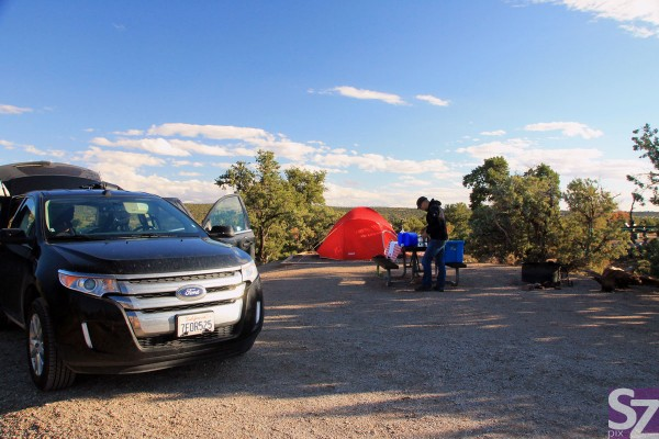 Horsethief Campground, Canyonlands National Park, Utah, USA