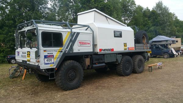 Abenteuer & Allrad 2015 - Camp Area