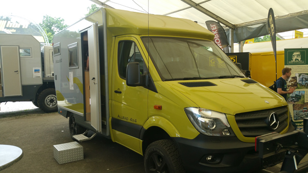 Abenteuer & Allrad 2015 - bimobil