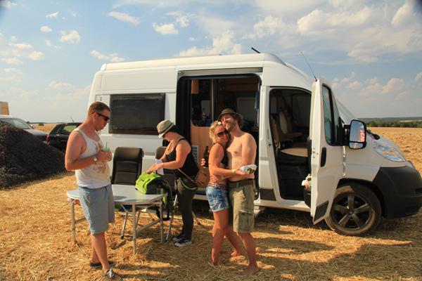 "Taubertal Festival 2015 - Camping ""Berg"" - #ttf2015"