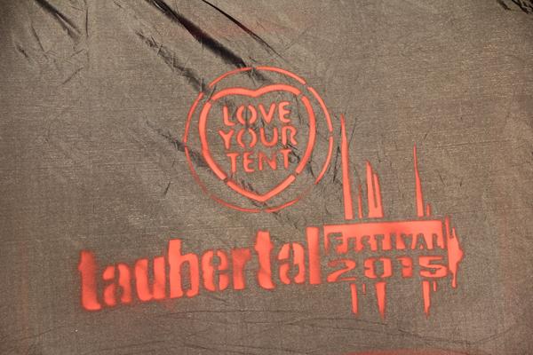 """Taubertal Festival 2015 - Green Camp """"Tal"""" - #ttf2015"""