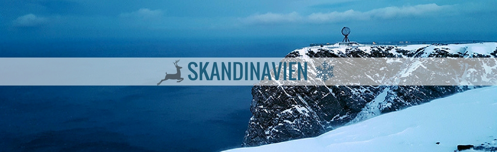 Skandinavien 1024X315