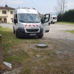 Wohnmobilstellplatz San Romano in Garfagnana, Toskana