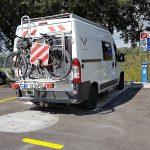 Wohnmobilstellplatz Montaione, Toskana