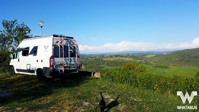 Freistehen und Wildcampen - warum wir unsere Plätze für uns behalten