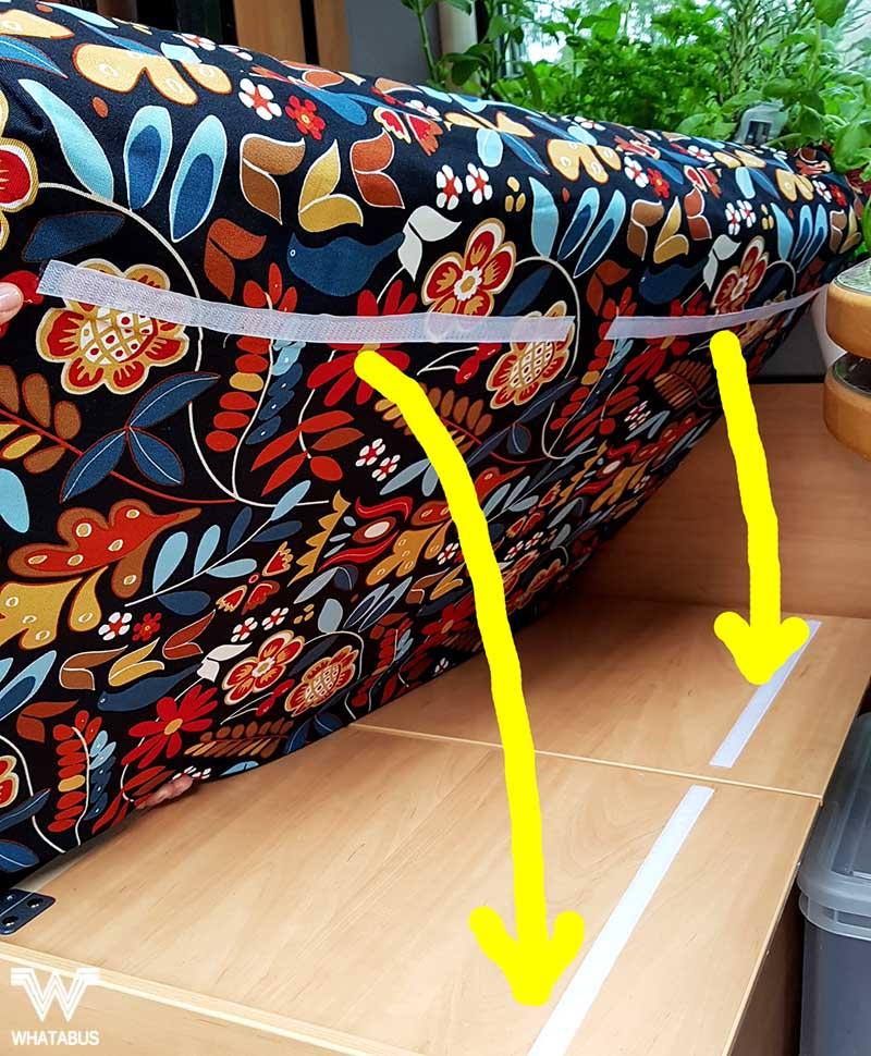 Mehr Platz auf der Sitzbank - einfache Nähanleitung für neue ...