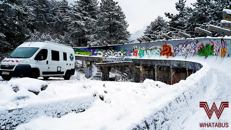 WHATABUS-Wintertour 2017/18 - 03: In den Schluchten des Balkan