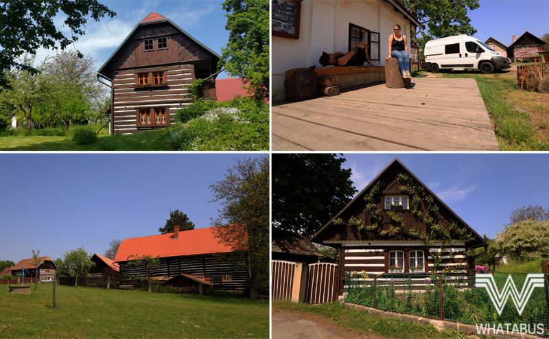 Tschechien mit dem Wohnmobil