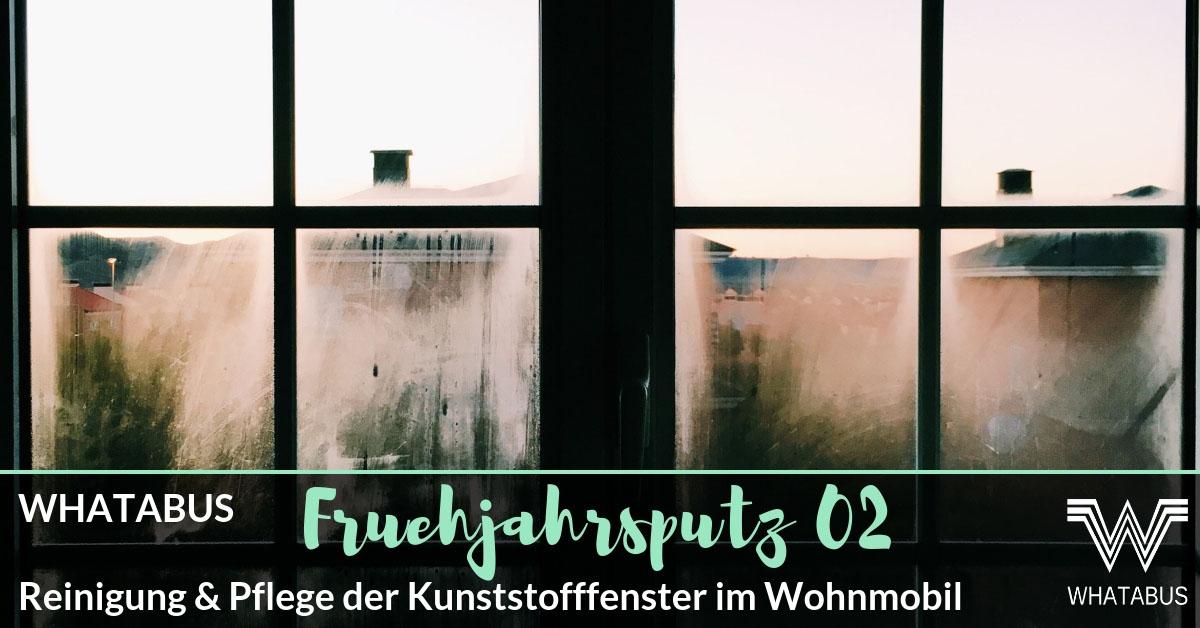 Gut bekannt WHATABUS-Frühjahrsputz II: Reinigung und Pflege der LF58