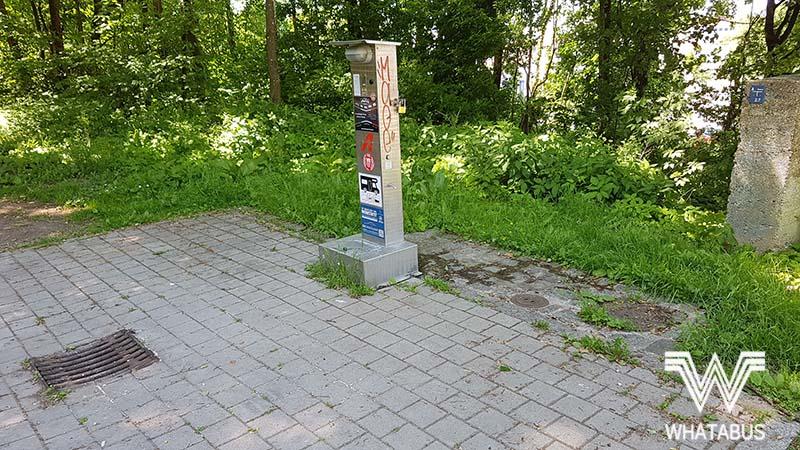 V E Wohnmobilstellplatz Dingolfing Whatabus