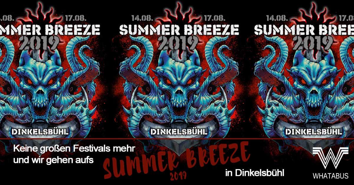 Summerbreeze 2019 Bands